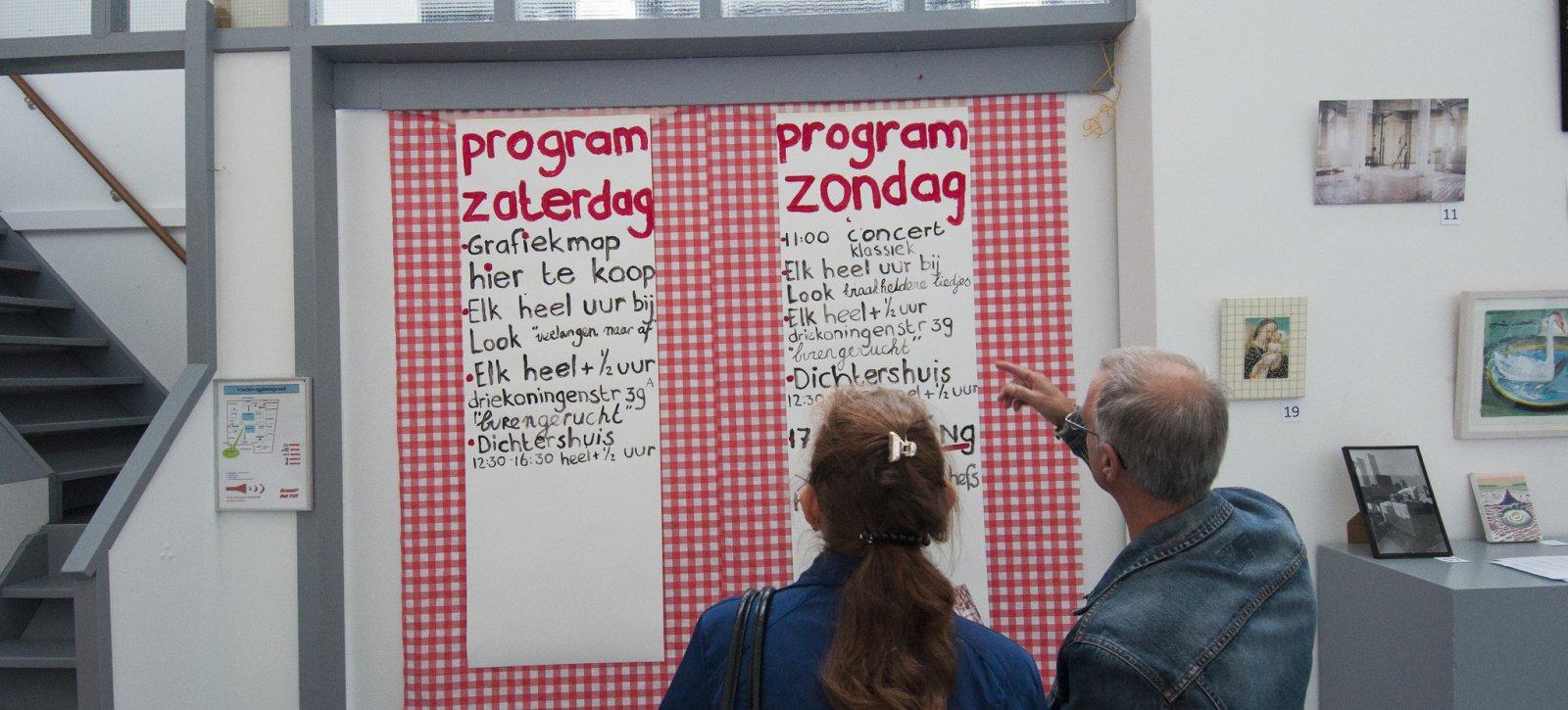 Programma (foto: Erik Vos)