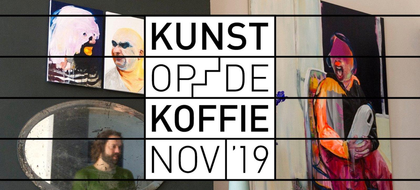 Sjaak Kooij | Kunst op de Koffie 2017